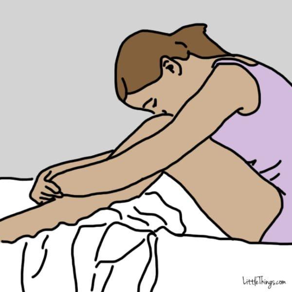 10個女性沈默殺手「卵巢癌」的前兆,腹部出現下面症狀的女性要多注意了!