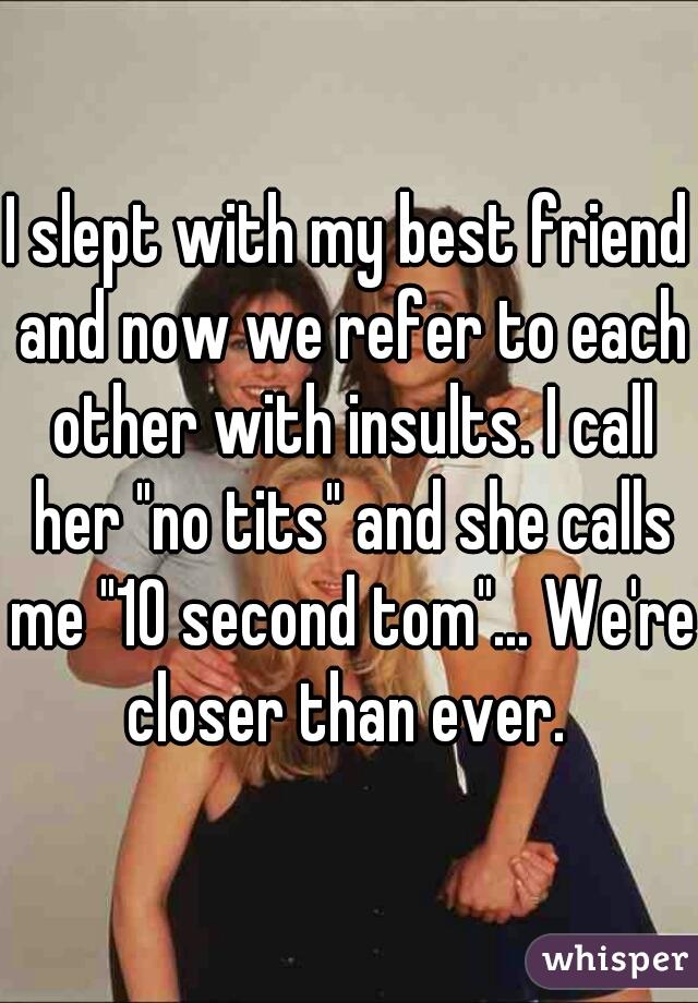 17位網友分享「不小心跟好友上床的慘痛後果」!