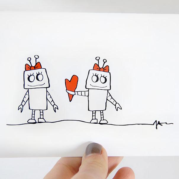 23張會讓情人就算分手也會永遠記住你的「太過誠實情人節卡片」。