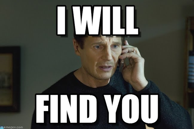 When you notice that some of your stuffed animals have gone missing: