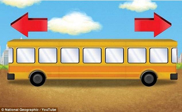 你看得出這台公車正往哪裡開嗎?這個大人答不出來的問題「小孩只要看一眼」就知道答案!