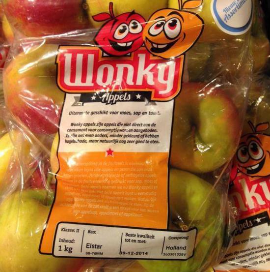 Holland — six apples