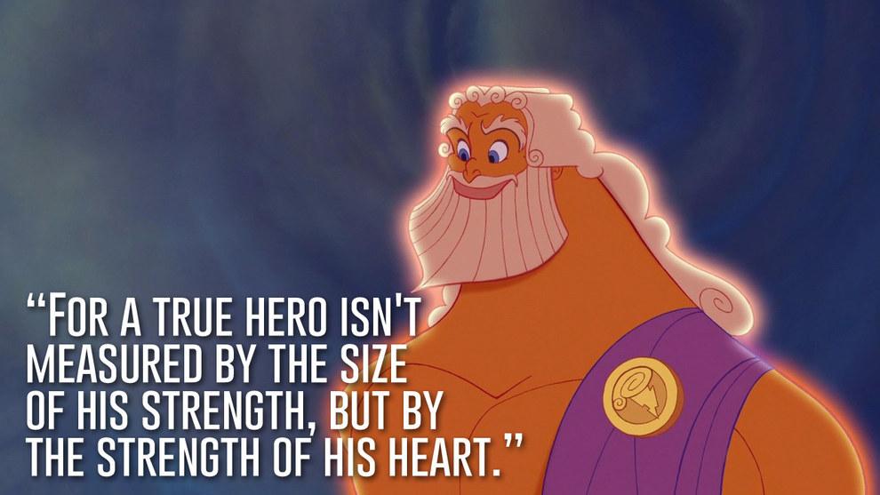 Zeus, Hercules