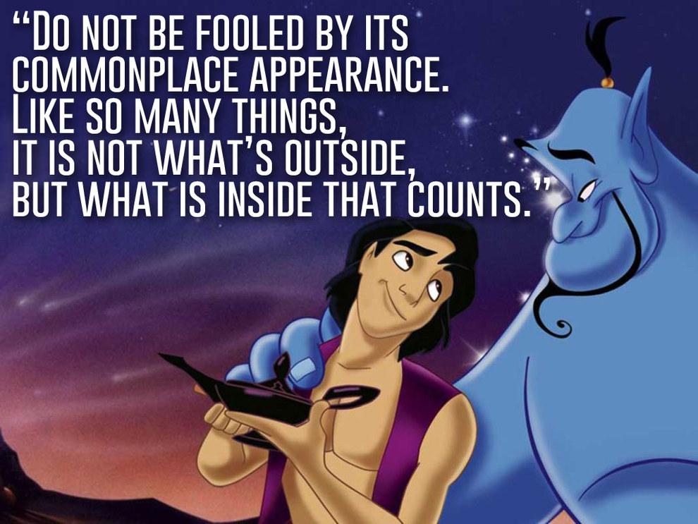 Merchant, Aladdin