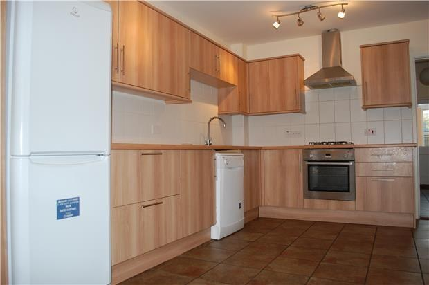 ...and a totally fine kitchen.