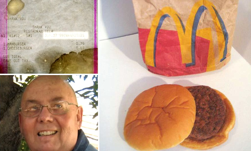 為什麼麥當勞食物從清朝放到現在都不會壞?科學家透露真正原因後我真的覺得放心了!