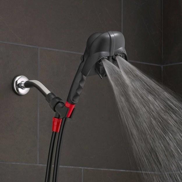 This Darth Vader shower head.