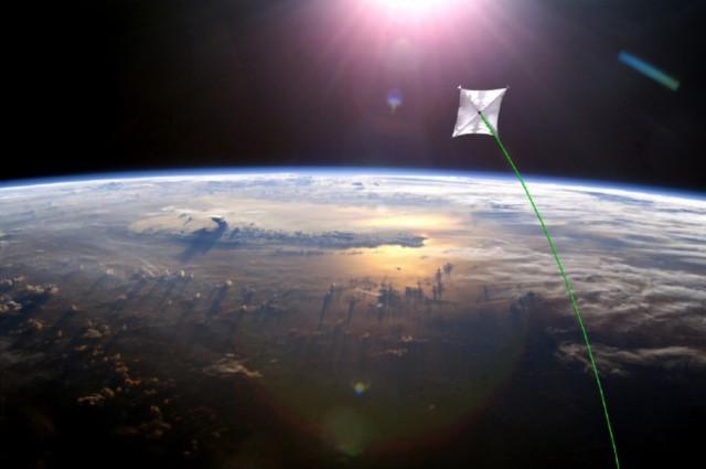 這就是我們人類只用3天就可以飛到火星的超酷方法。