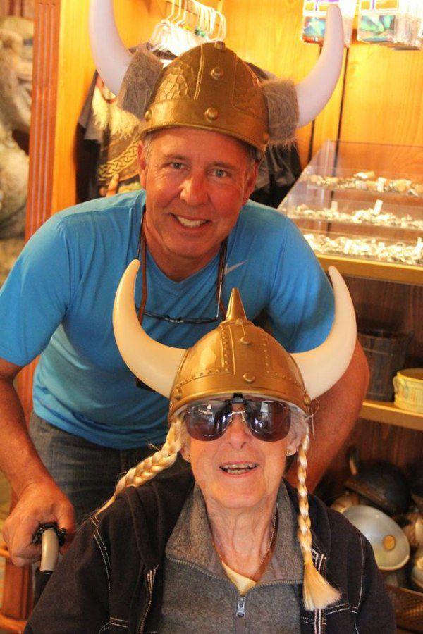 這位90歲老奶奶得癌症後決定拒絕手術去旅行,沒想到旅遊6個月後就發生了奇蹟...!