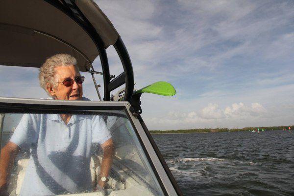 A boat trip at San Carlos RV Park & Islands.