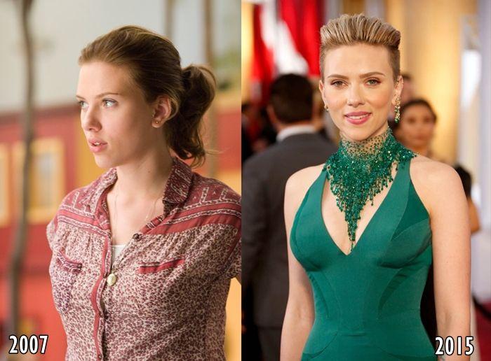 Scarlett-Johansson-then-and-now