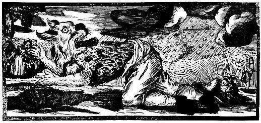 這個就是「歷史裡狼人的由來」,看到這名第一個狼人被殘忍切成碎片時我真的很慶幸活在現代!