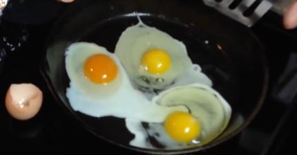 這就是如何瞬間分辨出蛋品質的「超簡單一眼秘訣」!原來我以前都誤會好蛋了...