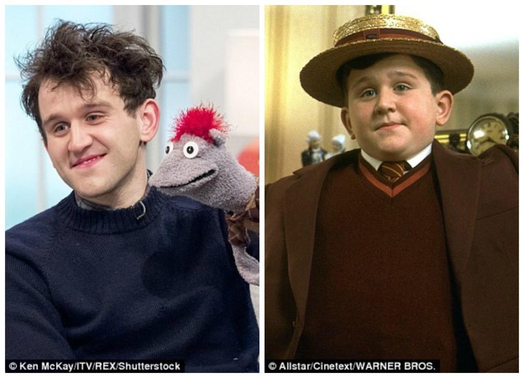 哈利波特的惡霸表哥達力總是讓影迷氣得牙癢癢的,不過他現在瘦弱又俊俏的模樣絕對會讓你認不出來!