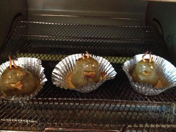 22個進烤箱前還很完美 結果「烤完後就變地獄」的驚悚料理