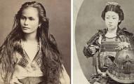 34張100多年前超復古女性明信片證明「以前的女性真的比較美」!