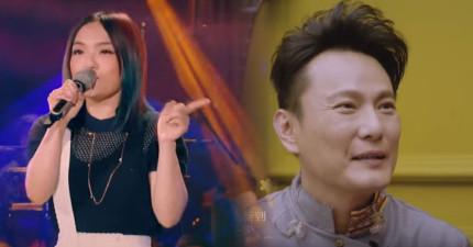 一講到徐佳瑩你可能會先想到抒情歌,但當她突破自我極限唱出那句「咕嘰咕嘰」時可愛到我已經設定單曲循環了!