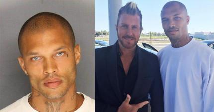 「全球最帥囚犯」已出獄剛露出的照片已經讓網友陷入瘋狂!網友一看到他的兒子都說:「怎麼比老爸還要帥阿?!」
