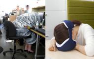 19個「就算在辦公室也能像在家一樣爽快午覺」的超潮辦公室睡眠幫手!#15會改變你的一生!