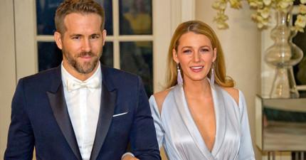 所有人都知道萊恩雷諾斯和太太布蕾克萊芙莉很完美,但他們「赴加拿大總理晚宴」的照片已經完全超越極限了!