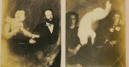 這些是維多莉亞時代的人最熱衷拍攝「靈異照片」,但沒想到照片背後的原因卻這麼令人悲傷!