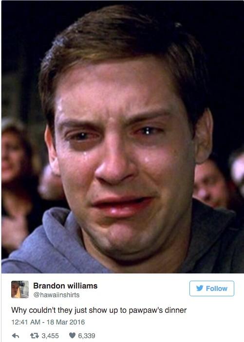 這張孫女上傳的「難過爺爺的照片」傳遍全世界讓網友都崩潰流淚。我看到原因後也忍不住快哭了..