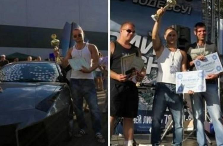 他從廢棄廠買回報廢汽車時大家都很傻眼,但當他把「超瘋狂跑車」開出來時所有朋友都找不到下巴了!