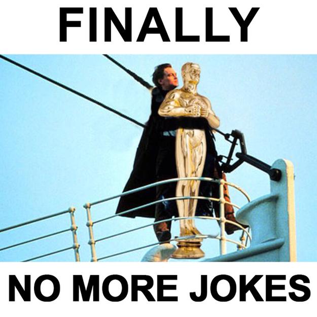 21個你再也不能對李奧納多開「有關永遠拿不到奧斯卡」的玩笑!以後生活再也沒有色彩了!