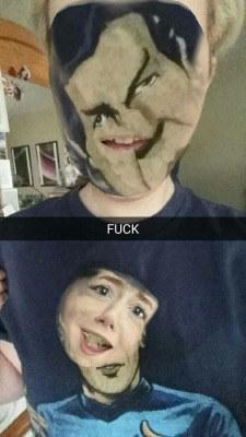 It's hilariously weird.