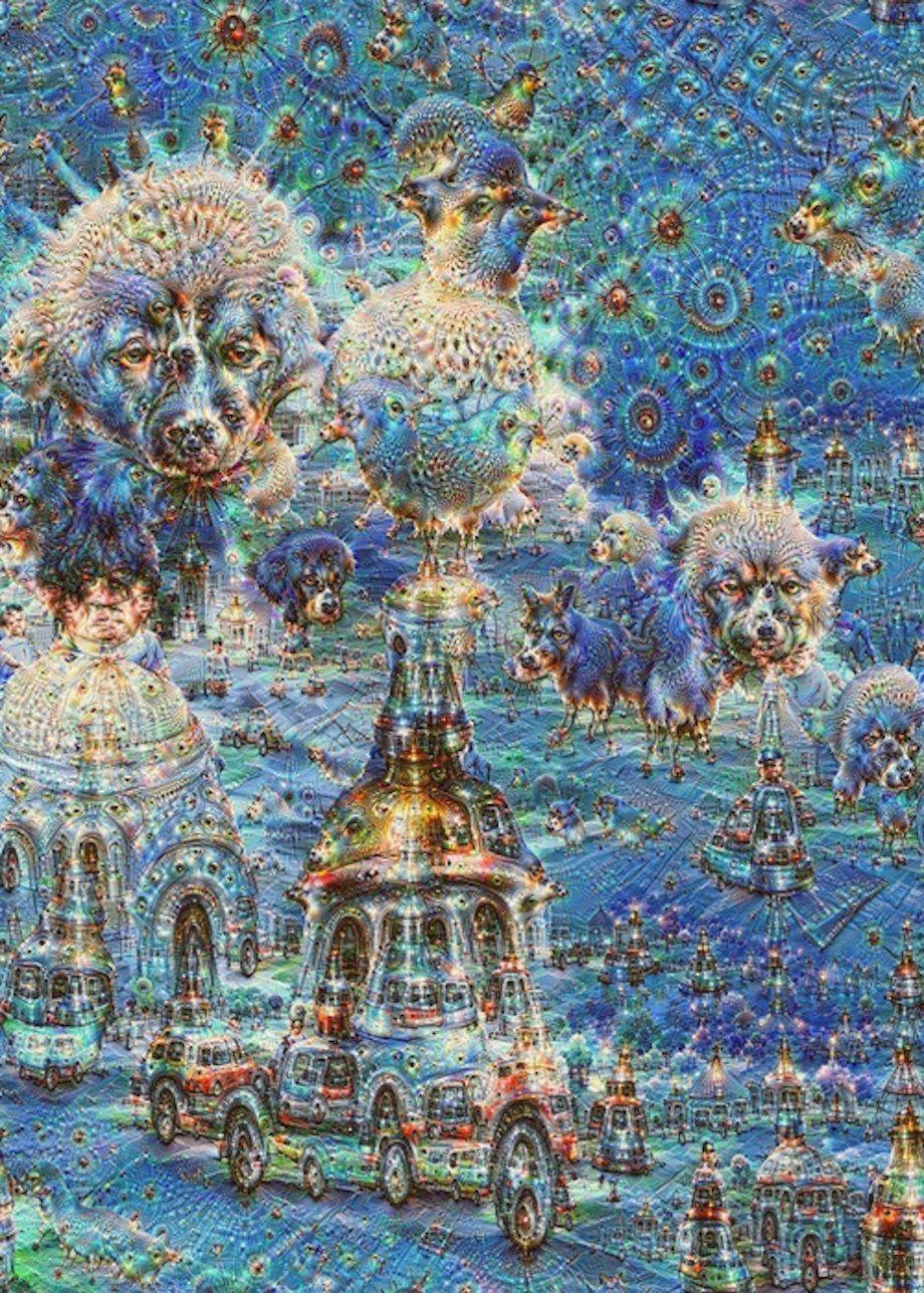 這件藝術品被322萬的高價賣掉,當你知道這是誰畫的時候,你全身可能就會開始發抖!