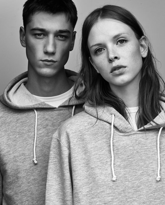 Today, Zara released its first collection specifically focusing on androgynous style, appropriately called Ungendered.