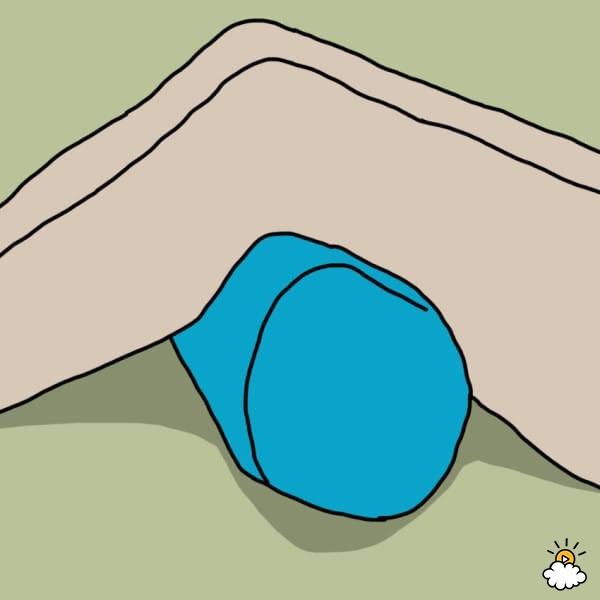 睡錯胸口會很快出現皺紋 這樣睡就可完美避免