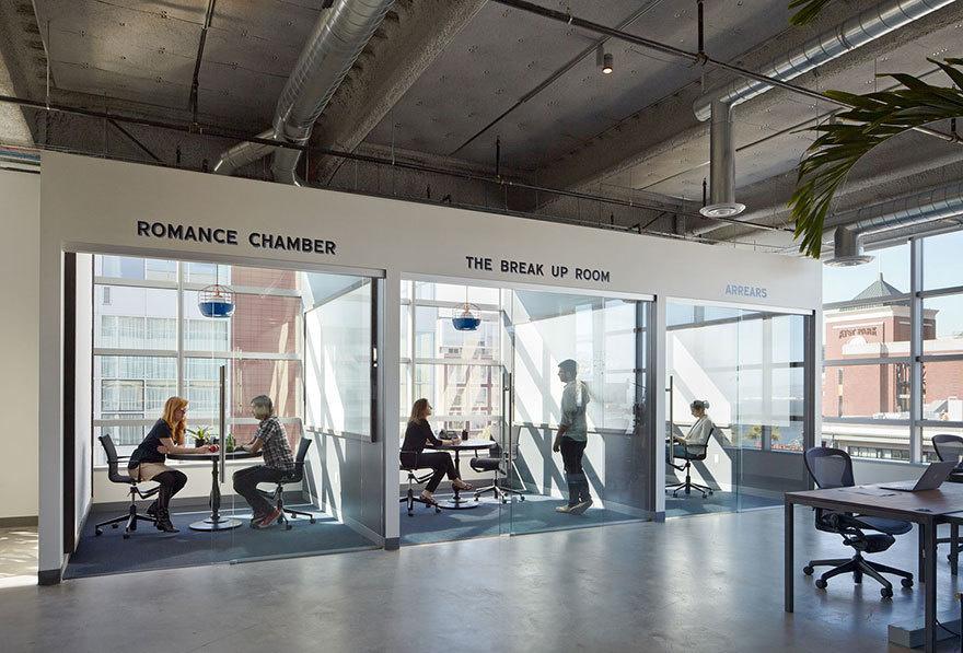 20個會讓你發現「大家以為是No.1的Google辦公室」其實只是基本款而已。Beats辦公室我超想去!