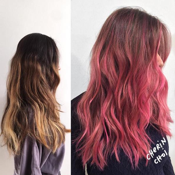 Hair Transformation 3