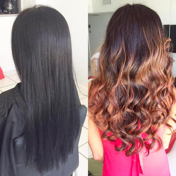 Hair Transformation 6