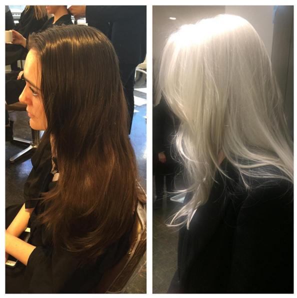 Hair Transformation 7