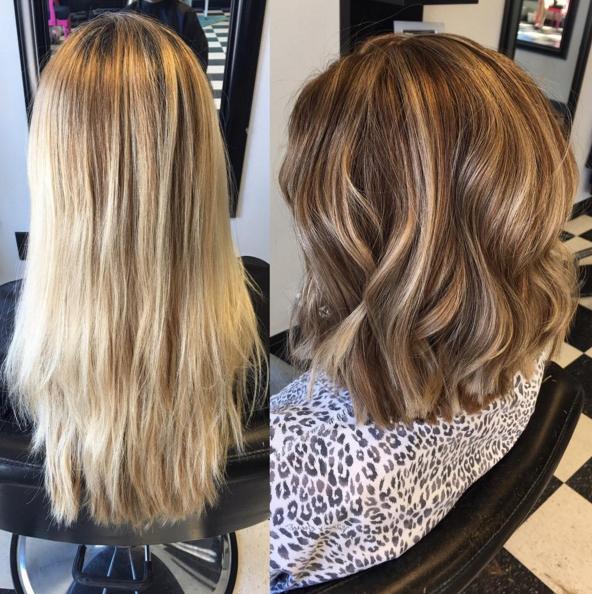 Hair Transformation 10
