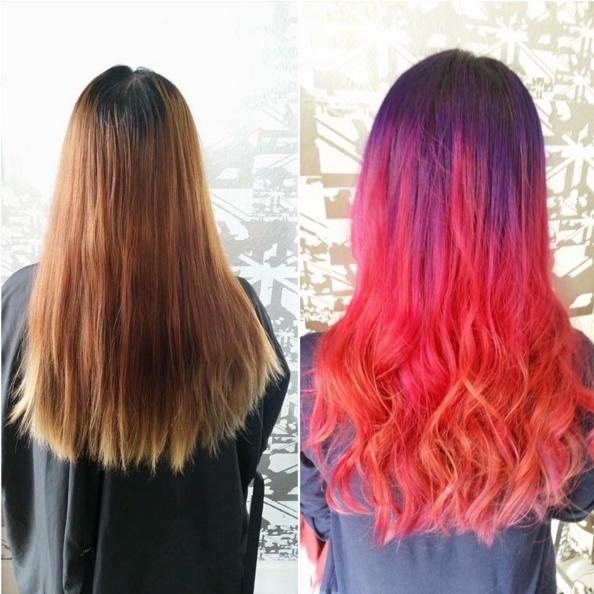 Hair Transformation 13
