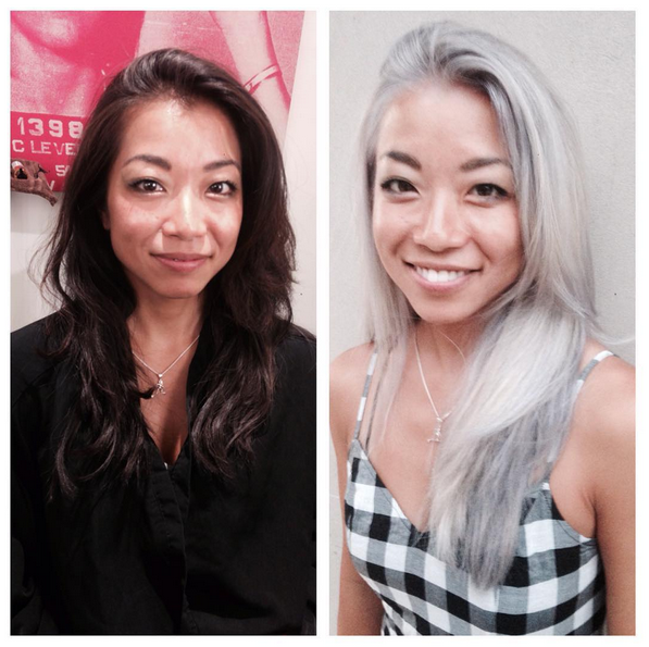 Hair Transformation 17
