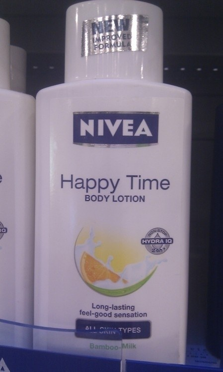 If you thought this lotion was for ~personal~ use...