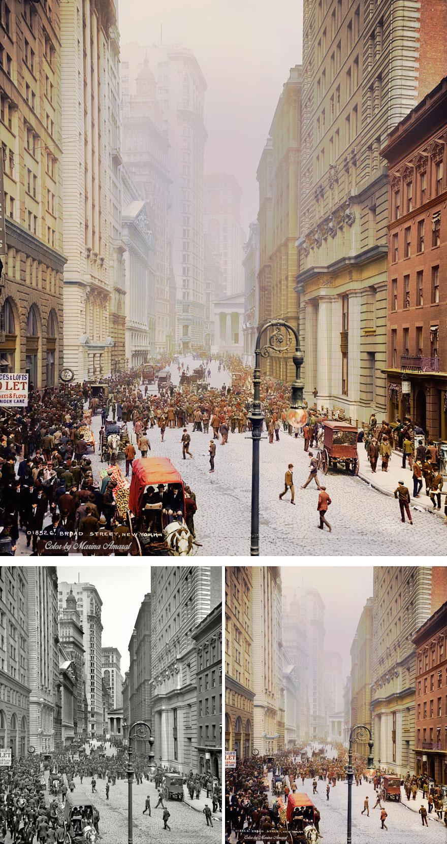 8. Broad Street, New York