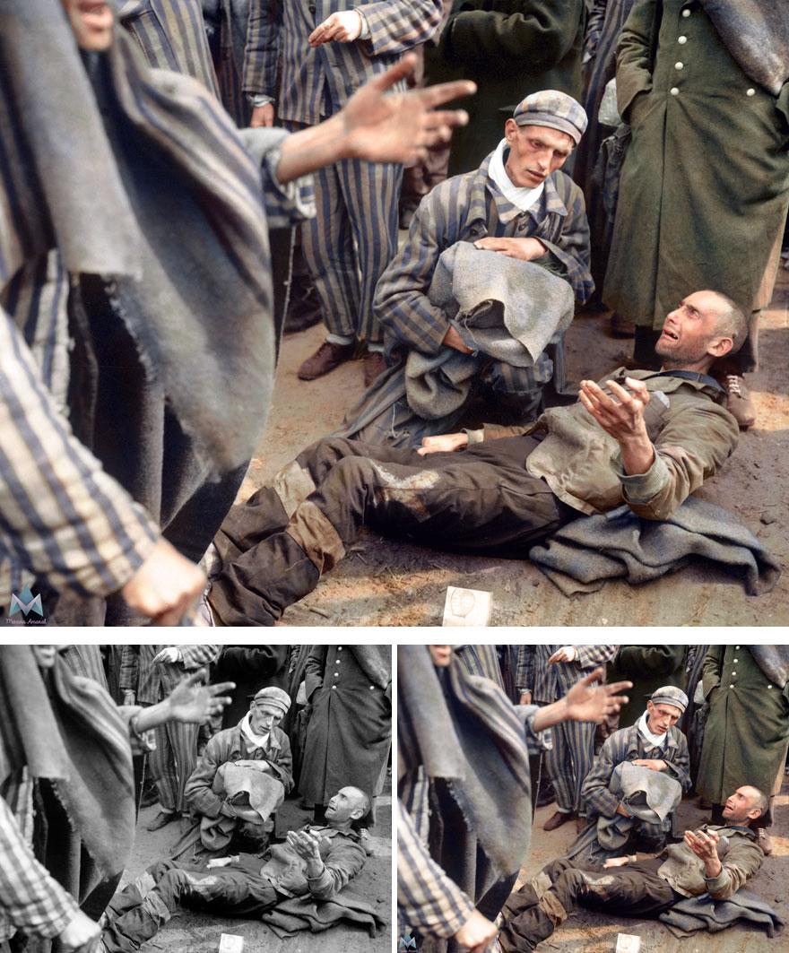 11. Wobbelin Concentration Camp inmates