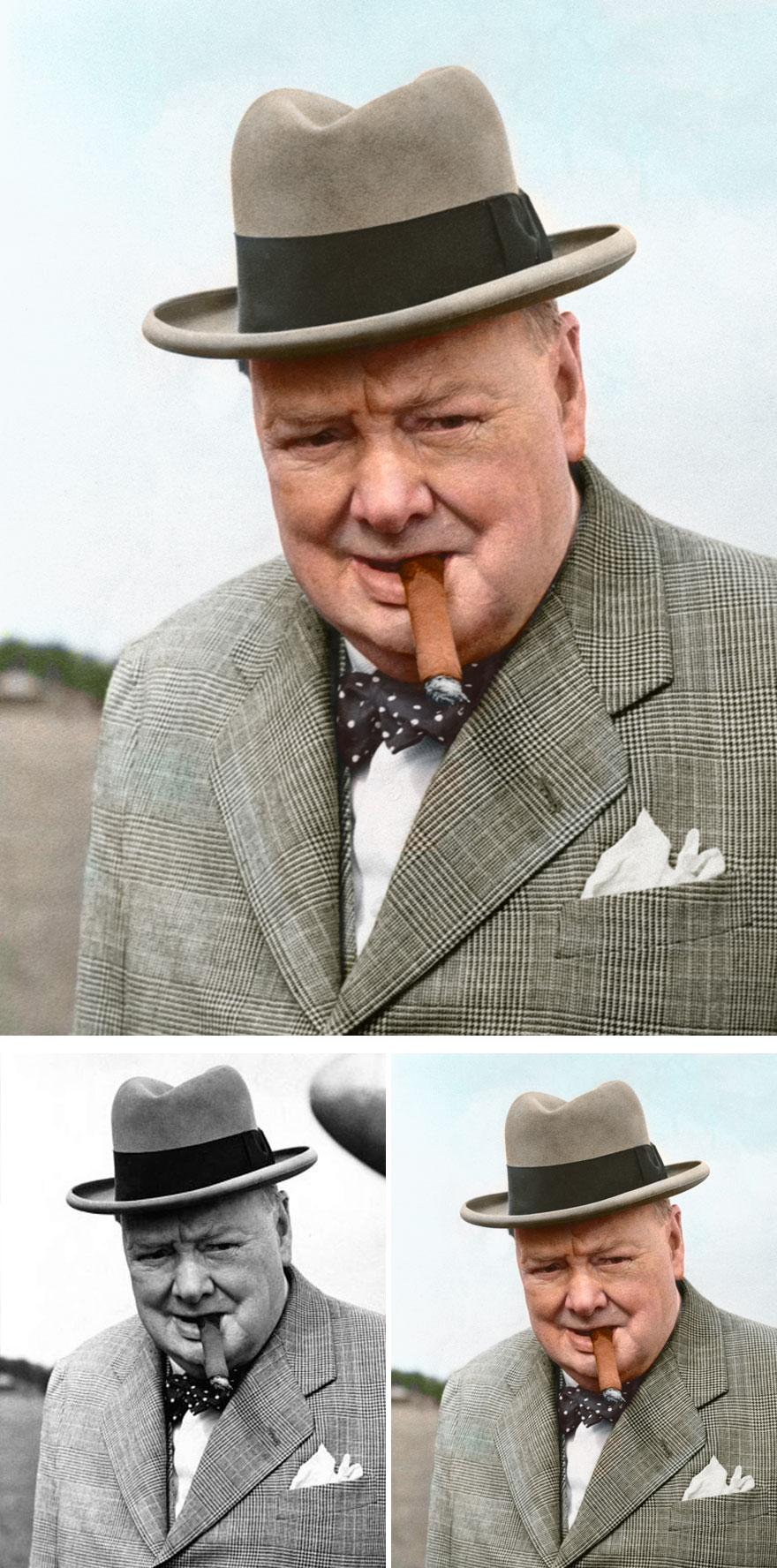 15. Winston Churchill