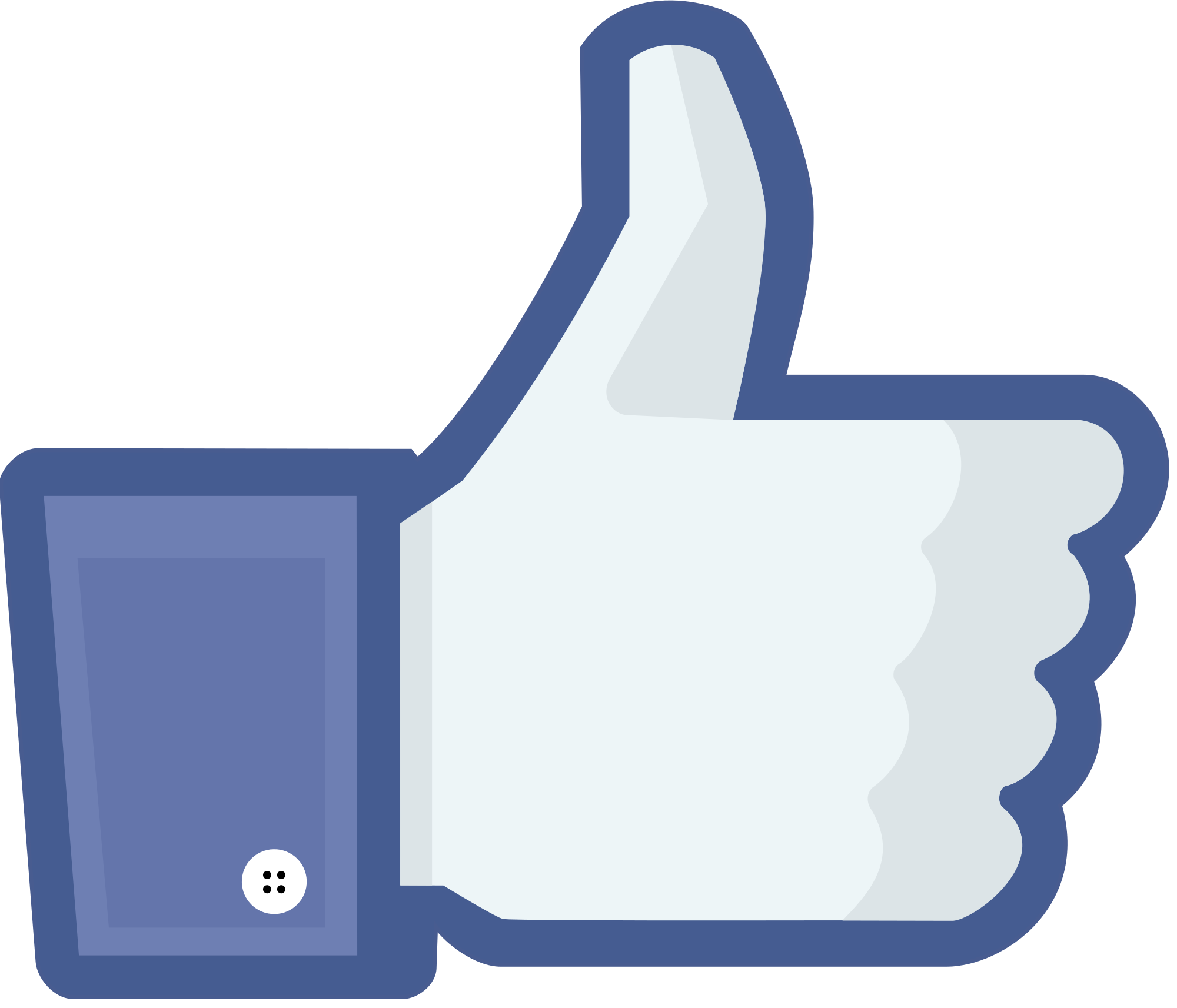 Facebooks Like Button Might Be Illegal image