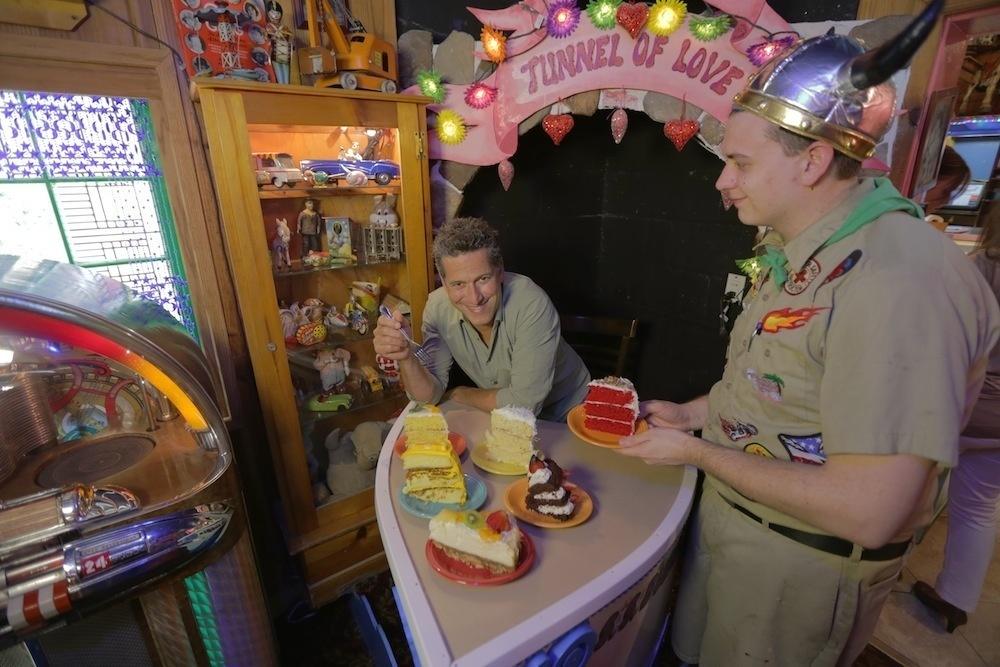 20個買機票專門去看都覺得很值得的「比迪士尼樂園更好玩」的世界爆炸驚奇餐廳。#4進去吃飯可能會被忍者刺死!