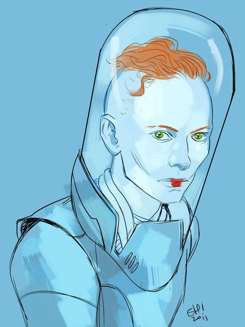 12個超級英雄「變性成女人」的模樣 女雷神絕對不輸男生版!