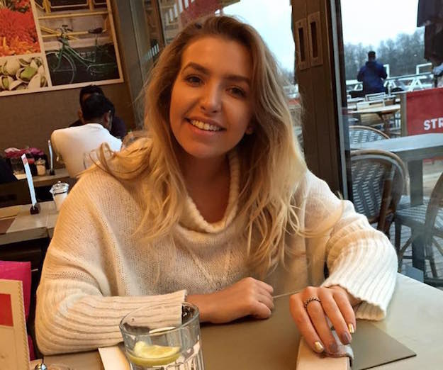 Last November, Demi Wright began experiencing pains in her side. When she went to the doctor, they found she was emitting Human chorionic gonadotropin (HCG), a hormone emitted during pregnancy, Metro UK reported.