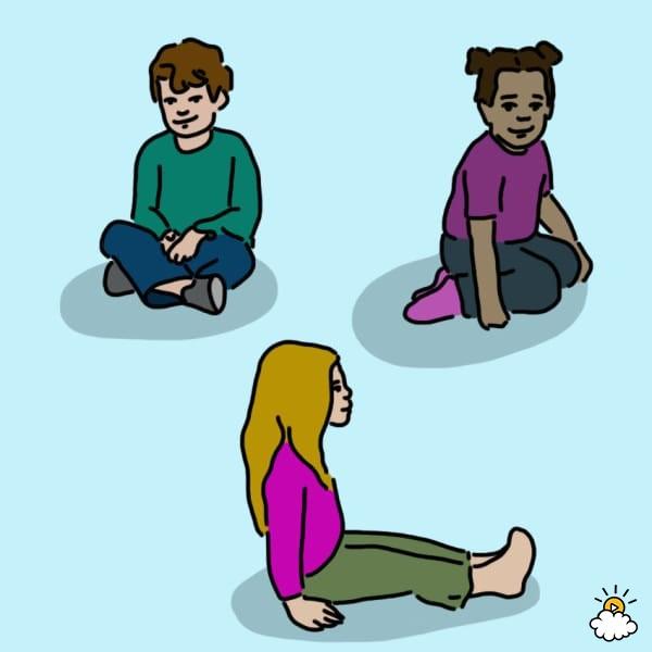 dangers of W sitting