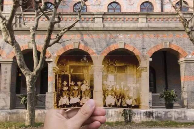19張上海交大「百年校園今昔對比照」流出,如果現代人可以有#9的時尚該有多好?!