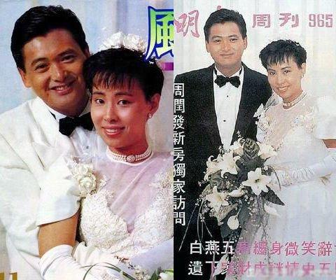 網友都說這3個巨星為什麼都不找更漂亮的太太?但梁家輝的一句話就把哪些人的臉打爆了!